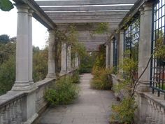 Hampstead Pergola and Hill Gardens. Part of the Secret London series by Historic UK