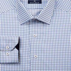 Camasa smart in carouri si cotiere bleumarin Men Shirts, Shirt Dress, Mens Tops, Dresses, Fashion, Gowns, Moda, Shirtdress, Shirts For Men