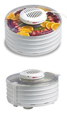 Nesco American Harvest Gardenmaster Digital Pro Food Dehydrator 4 Tray