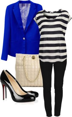 Work casual - heels