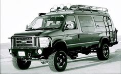 4x4 Off Roads - Google+ - Sportsmobile Extreme 4x4 Van that is a brand apart! -See it…