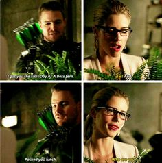 Return of the Olicity fern!!!! :)