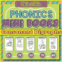 "Freebie phonics mini books""There's an Elephant in Reading & Writing  Classroom!""  Find out how you can get rid of it for good w/ this 42 pg FREEBIE!!! ....Follow for Free ""too-neat-not-to-keep"" teaching tools & other fun stuff :)"