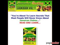 (adsbygoogle = window.adsbygoogle || []).push();     (adsbygoogle = window.adsbygoogle || []).push();  Jamaica Recipes Cookbook Vol-1    http://www.jamaicacookingcookbook.com/ review     (adsbygoogle = window.adsbygoogle || []).push();  Enjoy This Mouthwatering Collection Of...