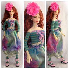 OOAK Handmade BJD Outfit