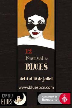 12è Festival de Blues de Barcelona 2014 (del 4 al 12 de juliol)