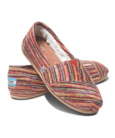 Multi Knit Classics by TOMS #zulily #zulilyfinds