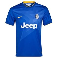 Nike Juventus Away Shirt 2014/15 611078-472 Juventus Away Shirt 2014/15 Blue TEAM LOYALTY. TOTAL COMFORT. The 2014/15 Juventus FC Mens Away Shirt is made with Dri-FIT sweat-wicking fabric for lightweight comfort that lasts the whole 90 minutes http://www.MightGet.com/february-2017-2/nike-juventus-away-shirt-2014-15-611078-472.asp