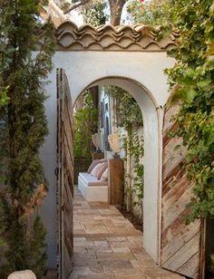 Installation, Malibu California, Shapiro - mediterranean - Landscape - Los Angeles - Ancient Surfaces