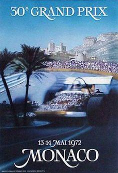 30º Grand Prix Automobile de Monaco, 1972