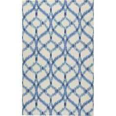Lisa Ivory Hand-Tufted Indoor/Outdoor Rug & Reviews | Joss & Main