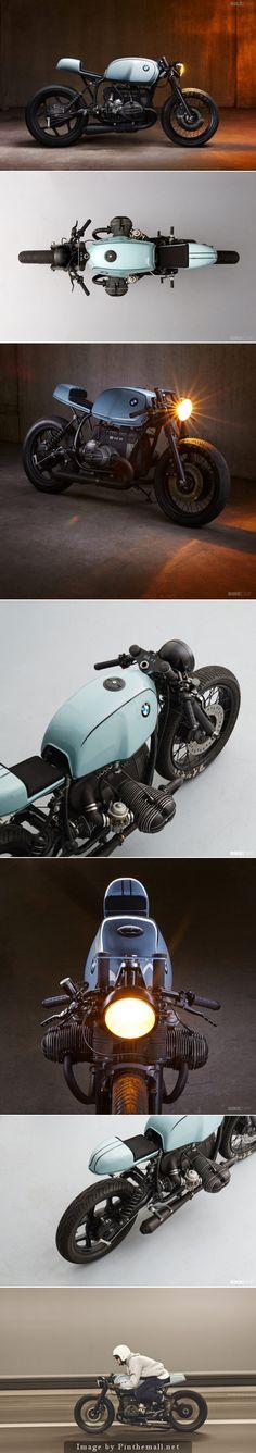 http://www.bikeexif.com/bmw-r80  PURE KLASSE: DIAMOND ATELIER'S BMW R80 Check it out on BIKEEXIF