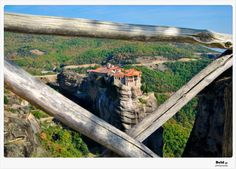 """See 1386 photos from 6501 visitors about meteora, greece, and scenic views. """"In the central Greece one of the most impressive & special places in the. I Fall In Love, Places Ive Been, The Good Place, Greece, Amazing, Beautiful, Greece Country"""