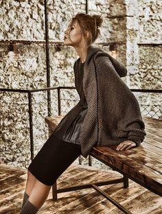AGGEL Knitwear Fall 2016-17 by Parallax adv.