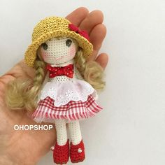 #surithedoll #crochet #crochetdoll #crochetdolls #amigurumi #handmade #handicraft #tiny #toy #toystagram ...