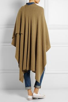 MADELEINE THOMPSON Cashmere wrap €450.00 http://www.net-a-porter.com/products/543003