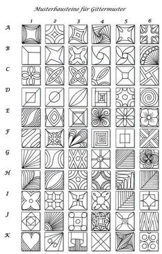 Doodle Patterns 318277898669314782 - 51 Ideas Line Art Drawings Doodles Ideas Zentangle Patterns Source by nachry Doodles Zentangles, Zentangle Drawings, Doodle Drawings, Pencil Drawings, Zentangle Art Ideas, Easy Zentangle Patterns, Doodle Art, Tangle Doodle, Doodle Inspiration