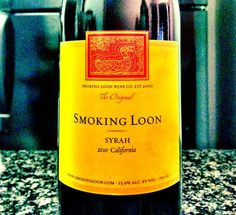 Smoking Loon - Syrah