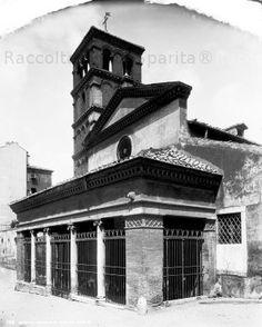 Chiesa di San Giorgio al Velabro Anno: 1895