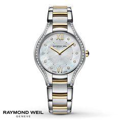 RAYMOND WEIL Noemia Womens Watch 5132-SPS-00985