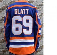 Doug The Thug Glatt Halifax Highlanders 69 Goon Movie Hockey Jersey St  16afc7fae