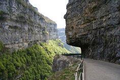 Gorges de la Bourne, Vercors, Rhône-Alpes, France