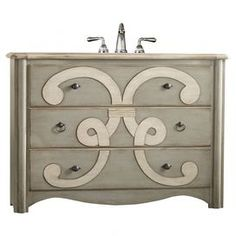 Cole & Company Chamberlain Sink Chest