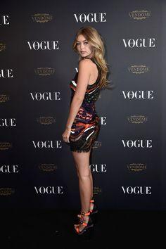 Kendall Jenner, Gigi Hadid, Rihanna : Toutes les photos des stars à la soirée Vogue