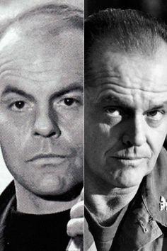 Michael Ironside and Jack Nicholson