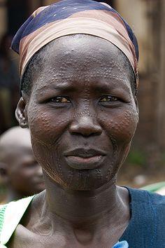94 - Toposa woman   Flickr - Photo Sharing!