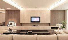 Apartamento com decoração Moderna