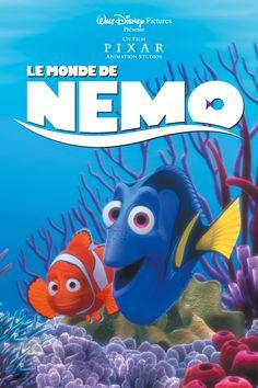 Le monde de Nemo + Le monde de Dory - dessins animés