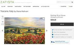 ". . Artwork ""Toscana. Italy"" by Artist Diana Malivani has just been sold online to an art collector in Austria . #artistdianamalivani #artist_diana_malivani #gwrartgallery #gwr_art_gallery #художник_диана_маливани . #landscapenature #landscapeart #landscapepainting #landscapepaintings #landscapeartist #landscapelove #landscapeartwork #landscape_lover #landscape_lovers #photolandscape #landschaftfotografie #ландшафт #landscapeoilpainting #paesaggio #paisaje #landschap #peyzaj #пейзажист… Toscana Italy, Landscape Artwork, All Art, Mixed Media Art, Austria, Oil On Canvas, Diana, Original Art, Art Gallery"