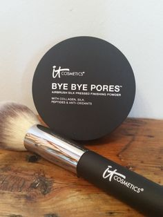 "Say ""Bye Bye Pores"" with IT Cosmetics"
