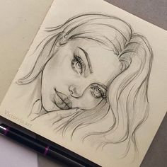 "VICTORIA FEDOTOVA | ARTIST on Instagram: ""Reference: @nlydiss   .  . .  #sketch #sketching #sketchart #sketchbook #sketchbookdrawing #artwork #artoftheday #artofdrawingg #artstagram…"""
