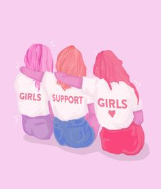 girls, empowerment, and feminism image Presents For Girlfriend, Feminist Af, Cute Backgrounds, Ladies Day, Women Day, Strong Women, Equality, Artwork, Artsy