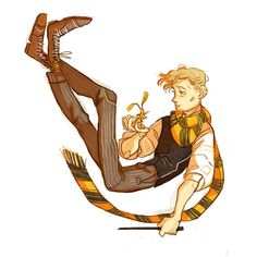 smelslikeart [commissions are closed] Mundo Harry Potter, Harry Potter Anime, Harry Potter Memes, Hufflepuff Characters, Hufflepuff Pride, Gellert Grindelwald, Welcome To Hogwarts, No Muggles, Hogwarts Mystery