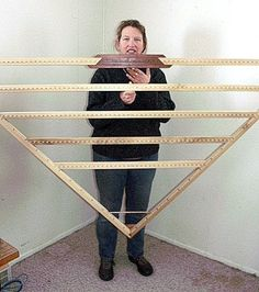I want one of these so I can have another gigantic project to never finish . . .