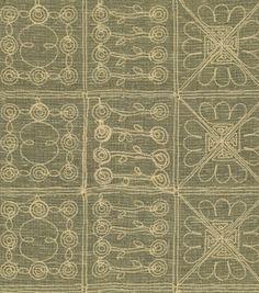 Home Decor Sheer Fabric-Liz Claiborne Home Olbia Latte: home decor fabric: fabric: Shop   Joann.com