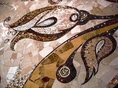 Muted mosaics
