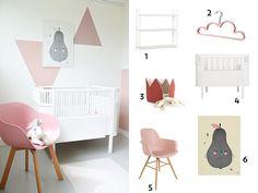 Kleur inspiratie de mooiste verf om op de babykamer muur te