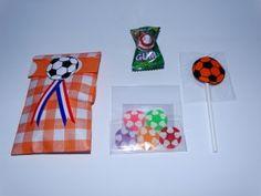 Zelfmaak WK / Voetbal Traktatie