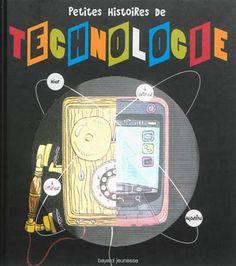 Neuf inventions célèbres (téléphone, téléscope, phonographe, daguérréotype, ordinateur, horloge, télévision, caméra et satellite) sont présentées avec, pour chacune, un historique de leur évolution, une frise chronologique et des encadrés racontant de petites anecdotes.