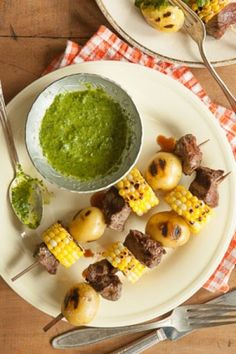 Fun for parties and weeknight meals—kabobs make everything better