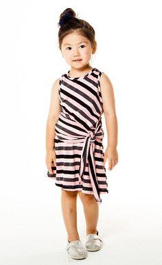 Petal Celeste dress by Joah Love.
