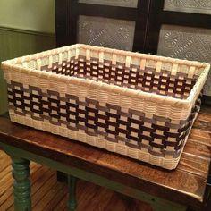 Love this large rectangular basket!