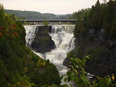 jpg Kakabeka Falls near Thunder Bay, Ontario Ontario Provincial Parks, Ontario Parks, Grand Marais, Fraser Valley, Newfoundland And Labrador, Great Lakes, Vacation Trips, Trip Planning, Places To See