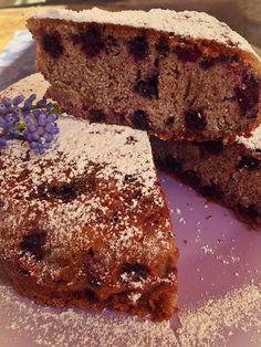 La #ricetta per un dolce leggero, ma sopratutto senza #glutine! Naturalmente #glutenfree, con il grano saraceno e frutti rossi