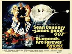 50 anos de James Bond - Todos os pôsters de 007 | Nerd Pai - O Blog do Pai Nerd