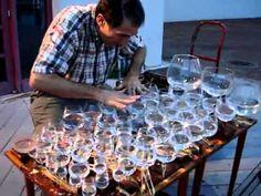 Wine Glass Music